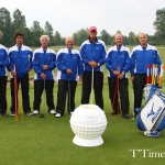 T'Time golf clinic team