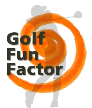 Golf Fun factor